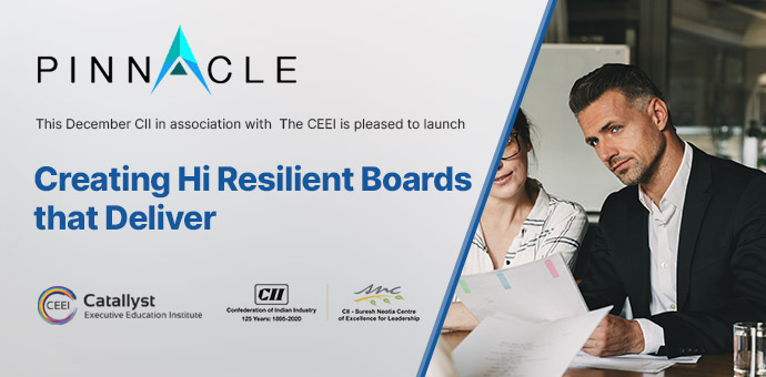 Creating Hi-Resilient Boards that Deliver program